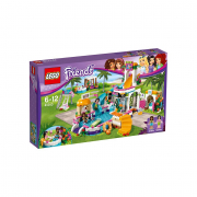 41313 Lego Friends La piscina all'aperto di Heartlake 6-12 anni