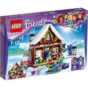 Lo chalet del villaggio invernale 41323