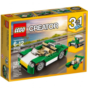 Decappottabile verde 31056