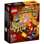 76072 Mighty Micros: Iron Man contro Thanos