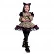 Leoparda costume 9/10 anni