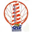 Canestro basket con rete diam. 46 cm.