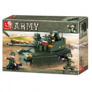 Abrams combat tank 224pz B0287