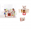 Cucina in legno giocattolo Hape