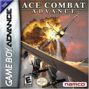 Game Boy Advance - Ace Combat Advance