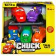 Mini bolidi morbidosi Chuck 5 pezzi ass.