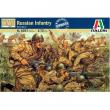 Fanteria russa II guerra mondiale figurini