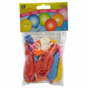 Palloncini grandi 12 pezzi