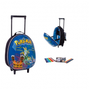 Trolley Pokemon con accessori