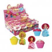 Cupcake surprise bambola 1 pz