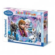 Puzzle 104 pezzi Frozen Disney 23662