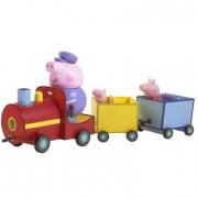 Il treno di nonno Pig - Peppa Pig