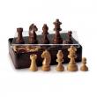 Figure scacchi in legno