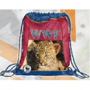 Sacchetto borsa Coulisse Boy WWF