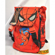 Zaino estensibile scuola spiderman marvel