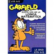 PC Garfield - Logica Matematica 4 - 5 anni