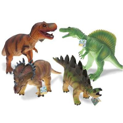 dinosauri giocattoli morbidi