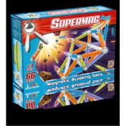 Supermag maxi neon 66 pezzi