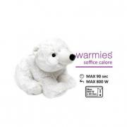 Orso polare pelcuhe termico cm. 30