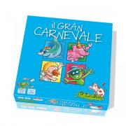 Il gran carnevale gioco in scatola