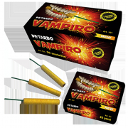 Vampiro petardo 20 pezzi