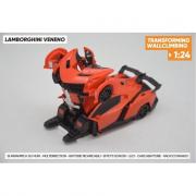 Auto robot Lamborghini 1/24 arrampica muri