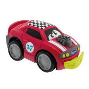 Auto Turbo Touch Crash Derby rossa Chicco