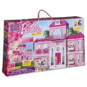 MegaBloks Barbie La Favolosa Villa di Barbie 4+