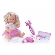 Bambola Nenuco Parrucchiera con Accessori