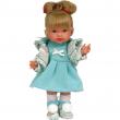 Bambola bionda 28 cm.