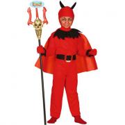 Costume diavolo 5/6 anni