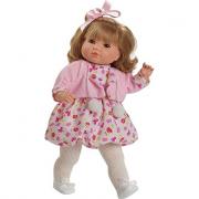 Bambola Sandra 42cm parlante