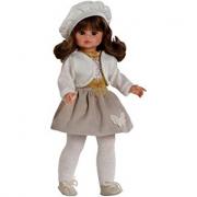 Fany mora bambola in gomma 40cm