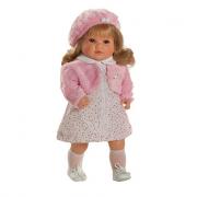 Bambola Sandra 42 cm piangente