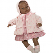 Sara bambola nera 50cm piangente