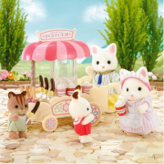 Carretto pop corn Sylvanian Families