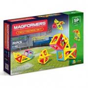 Magformers dei piccoli 20 pz