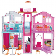 Barbie casa Malibu a 3 piani DLY32