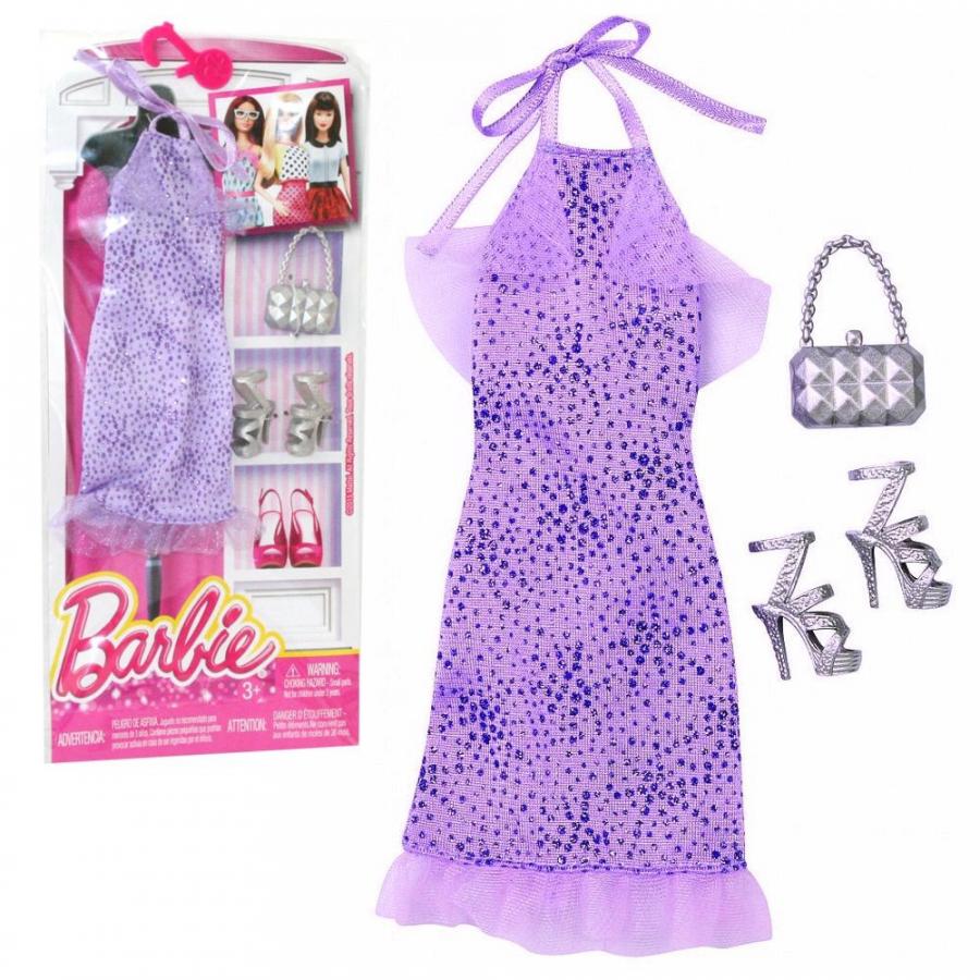 Barbie vestito party dnv24 giochi giocattoli for Barbie colora vestiti