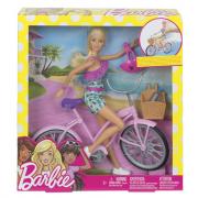 Barbie con la bici FTV96