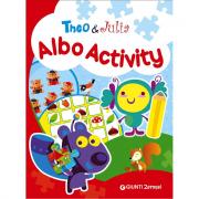 Theo & Julia Albo activity