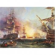 Bombardamento di Algeri 3000 pezzi
