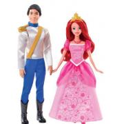 Ariel & Eric Un Giorno Romantico Y0939 Mattel