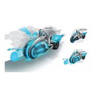 Max Steel Moto Turbo Mattel Y1406