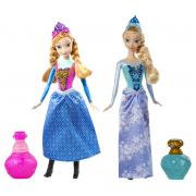 Bambole principesse Frozen BDK31 mattel
