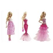 Barbie gala in rosa BFW16