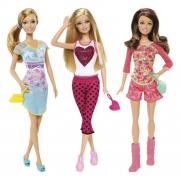 Barbie and Friends pigiama Party BHV06