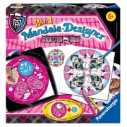2in1 Mandala Monster High