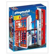 5361 Stazione dei Vigili del fuoco Playmobil