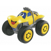 Billy Bigwheels giallo RC Chicco